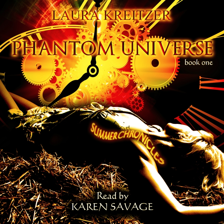 Phantom Universe: By Laura Kreitzer, Read by Karen Savage, Revolution Publishing Inc.